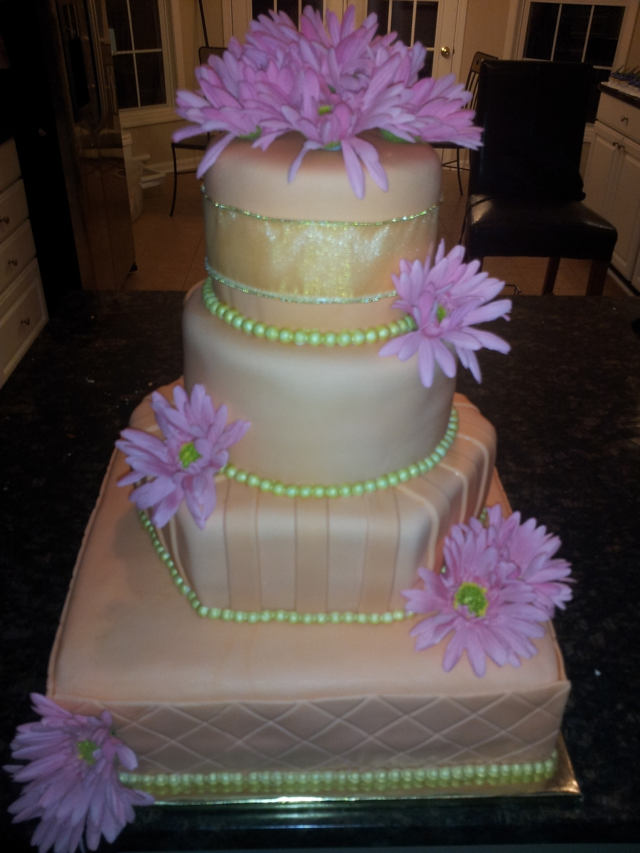 Daisy's Quince Cake  on Cake Central