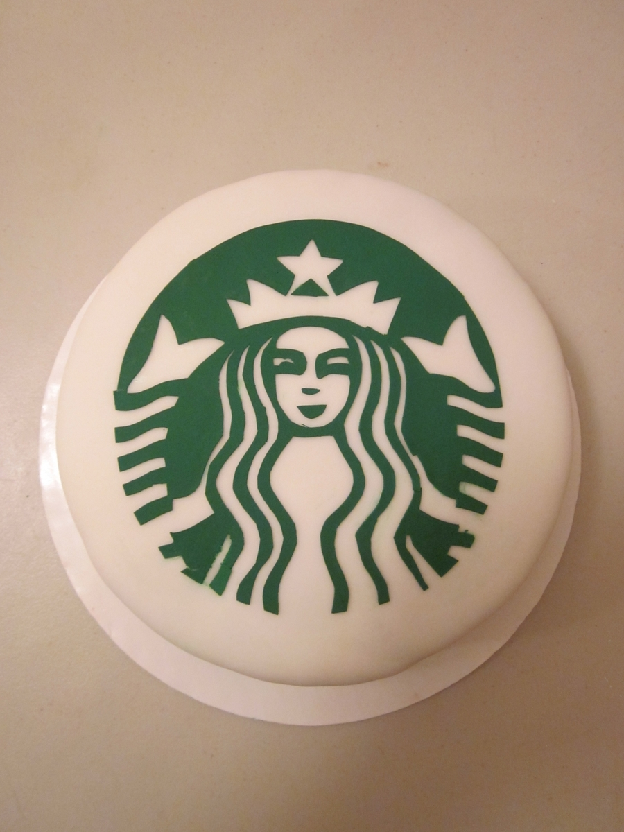 Starbucks Cake on Cake Central
