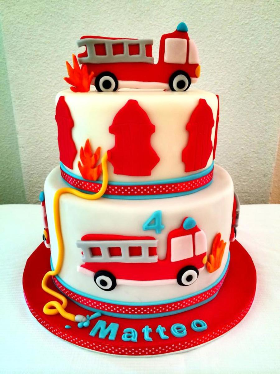 Fire Fighter Cake Cakecentral Com