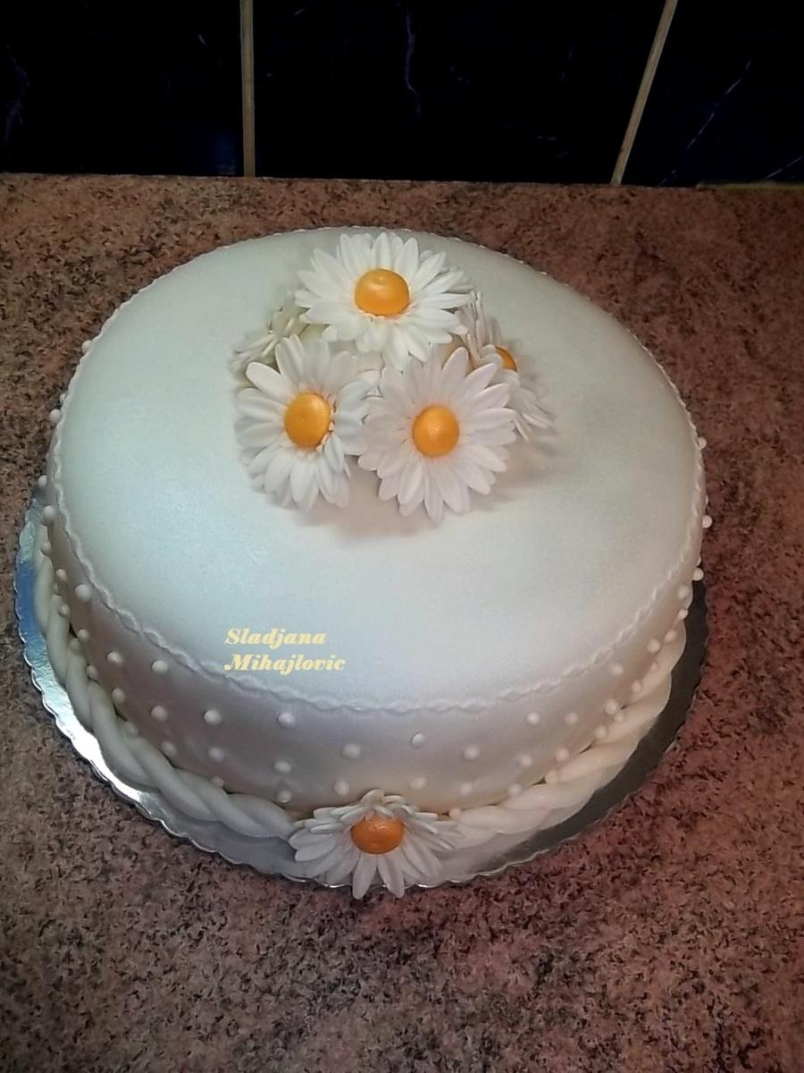Daisy Flower Cakecentral