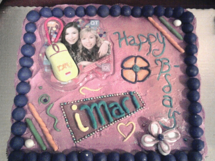 Icarly Cake on Cake Central