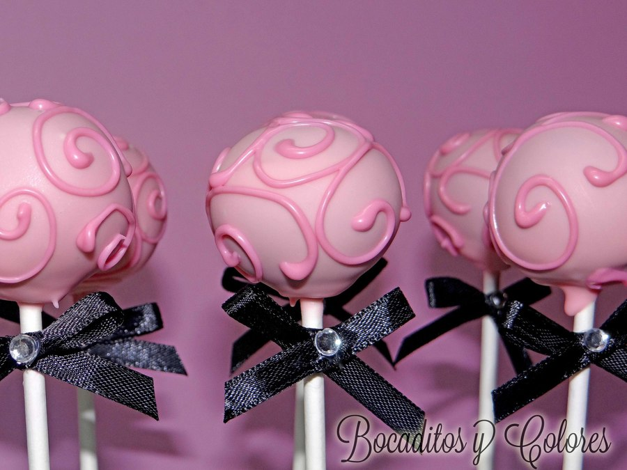 Cake Pops For A Bachelorette Party on Cake Central