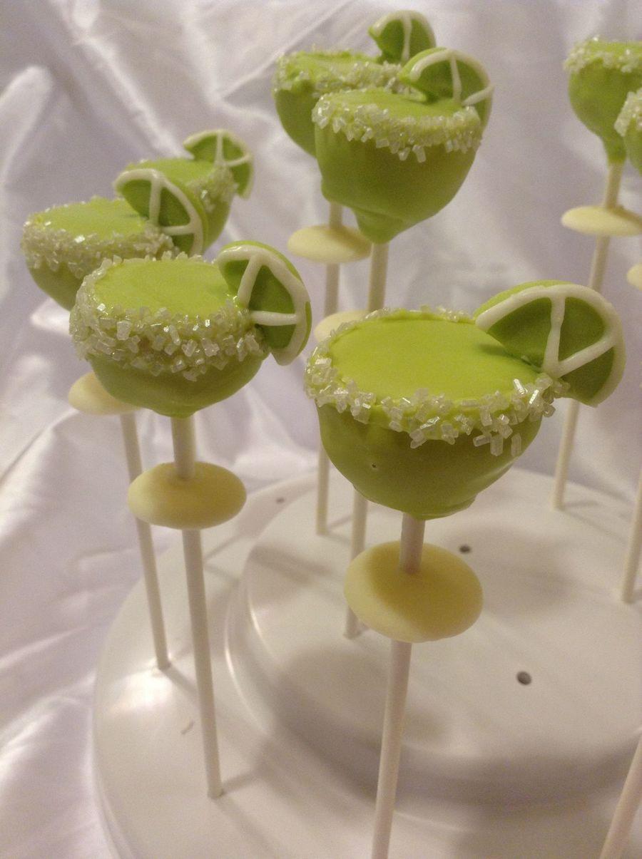 Margarita Cake Pops Cakecentral Com