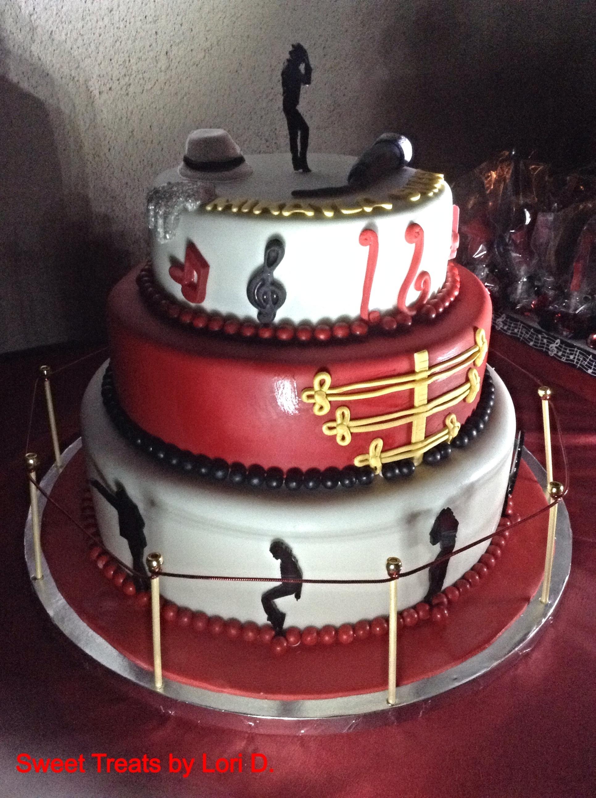 Best Celebrity Birthday Cake Photos
