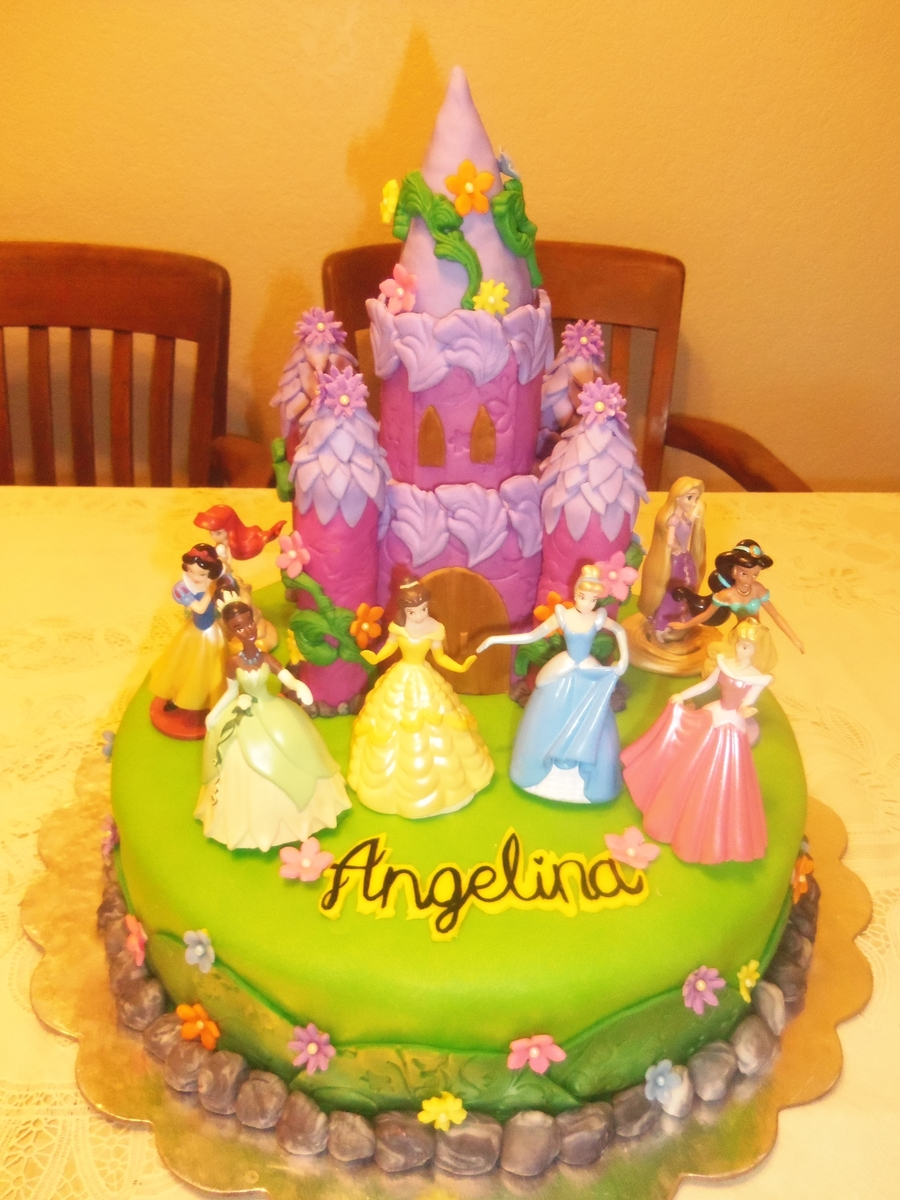Disney Princess on Cake Central
