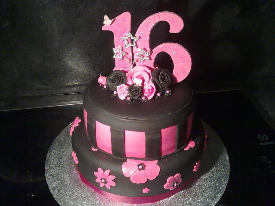 16Th Birthday on Cake Central