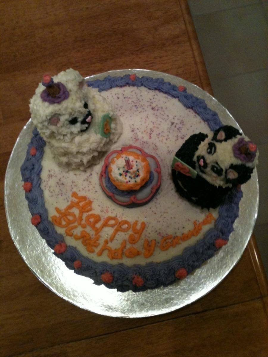Birthday Cake For My Mom - CakeCentral.com