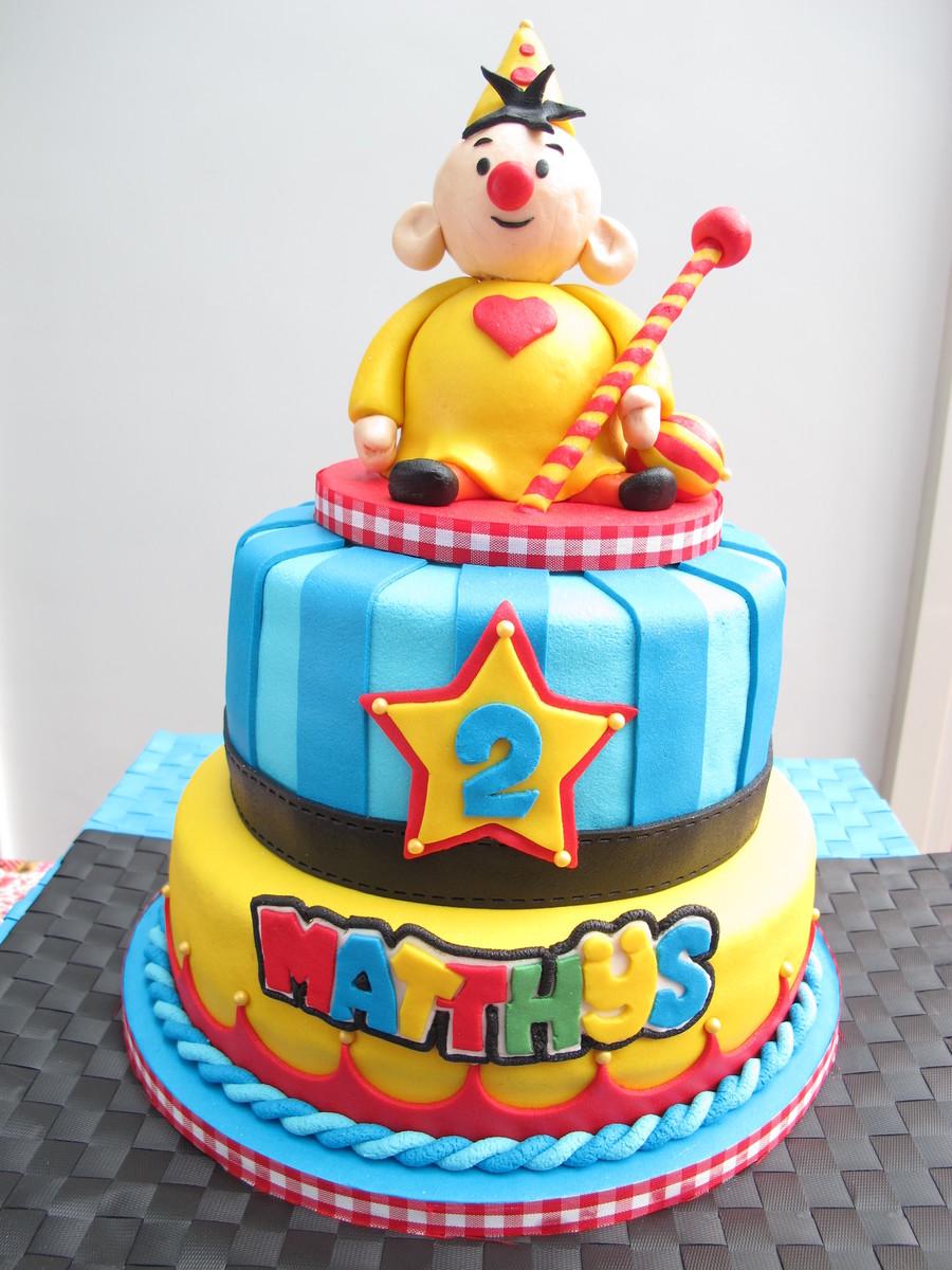 Bumba Boys Cake Cakecentral Com