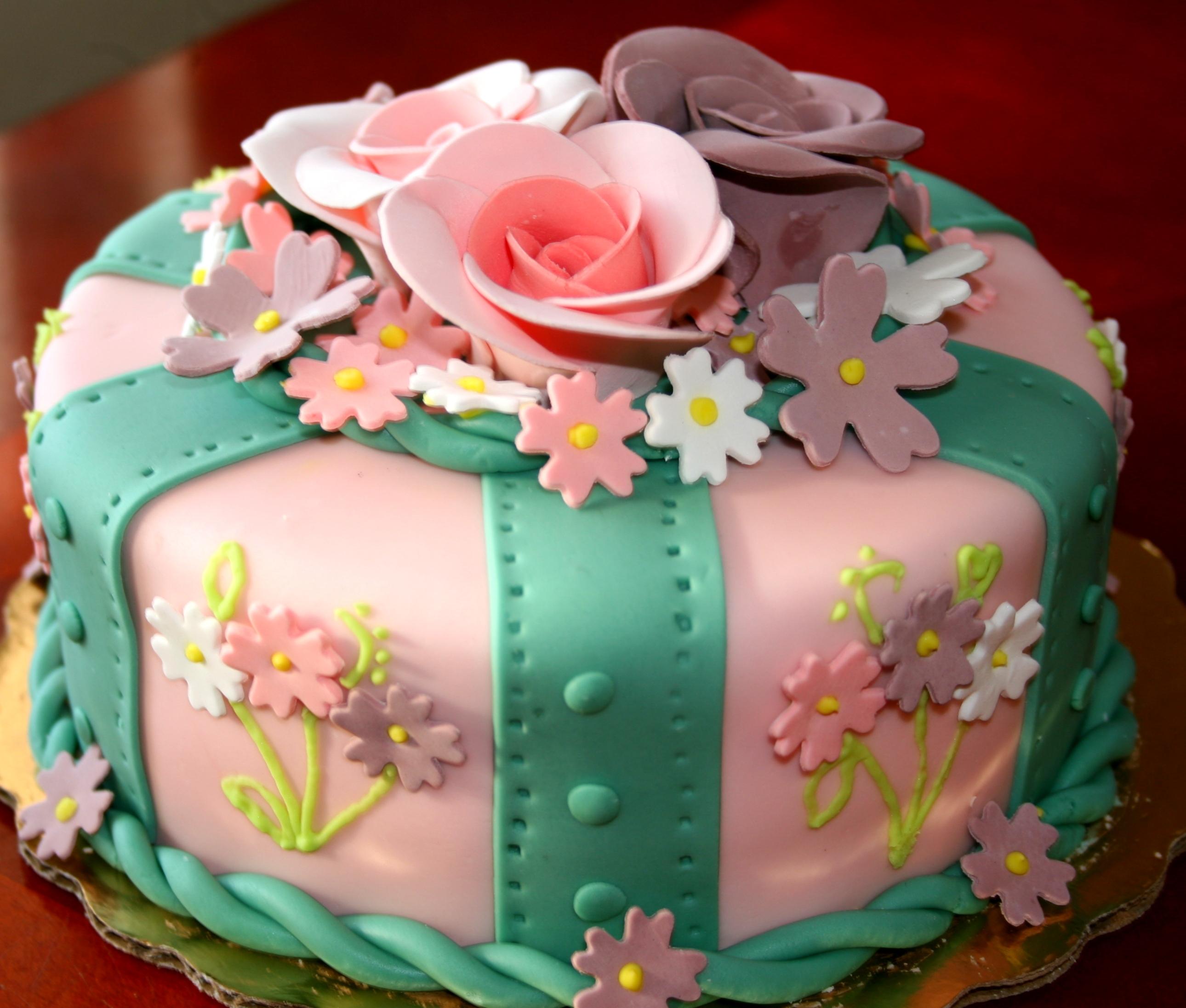 My 28Th Birthday Cake