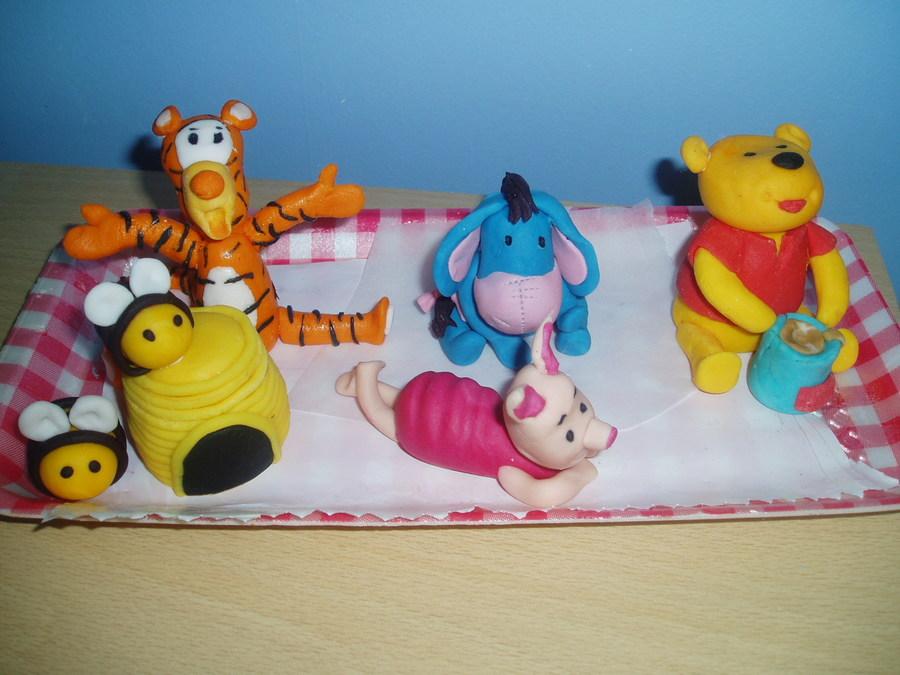 Pooh bear gang