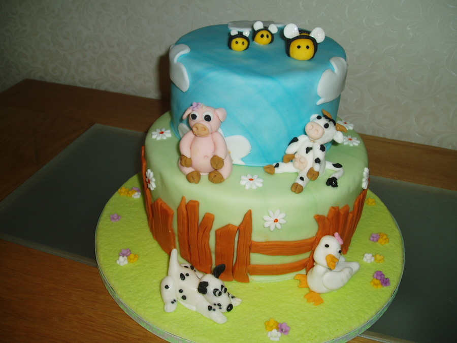 Animal Farm  on Cake Central