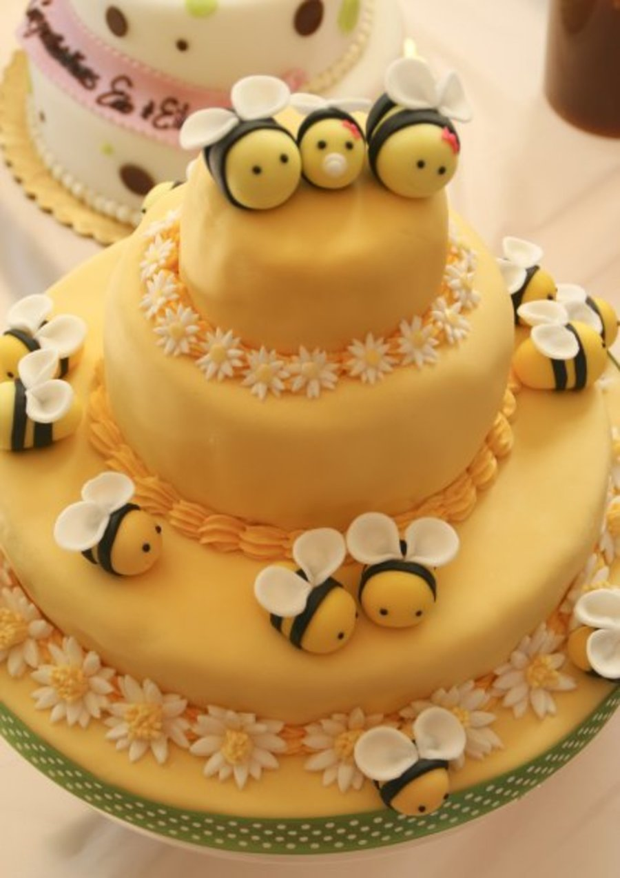 Bumble Bee Cake Ideas