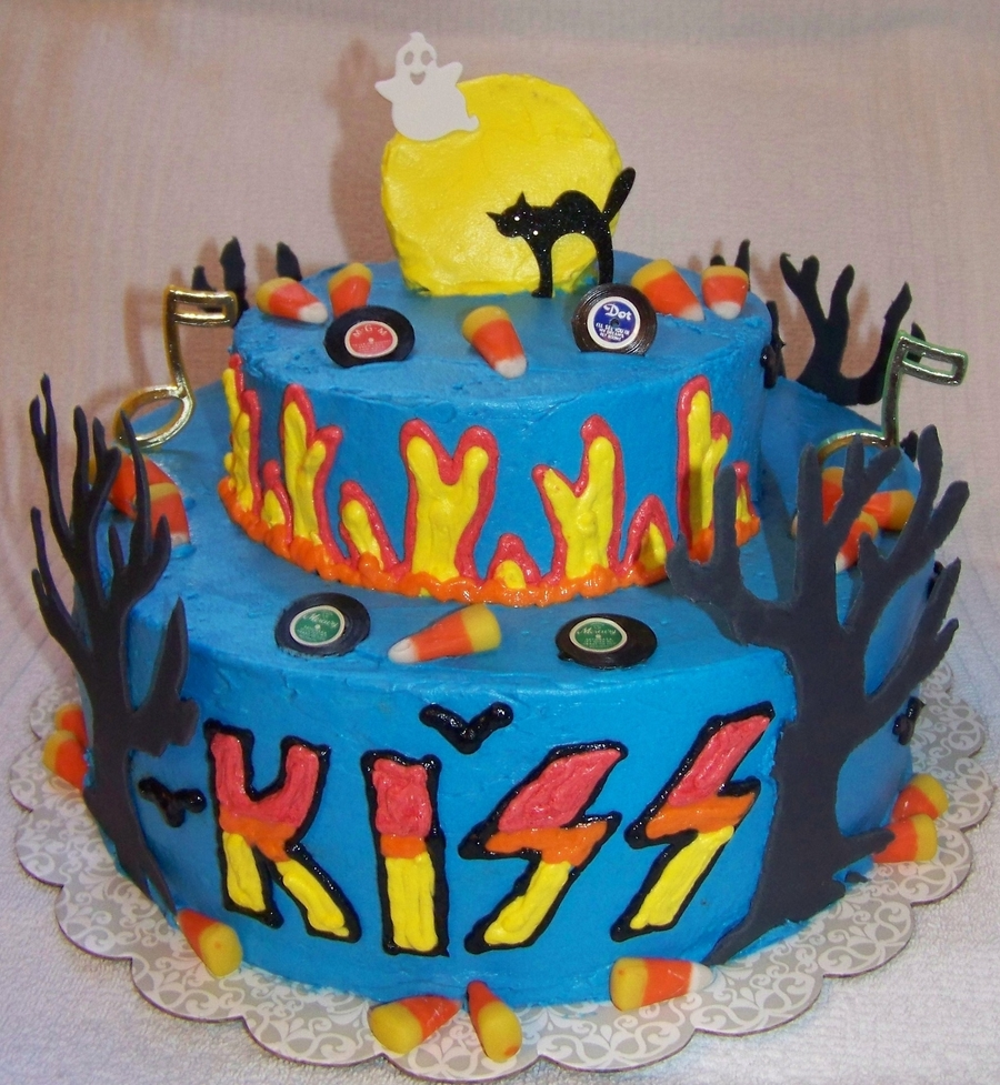 Kiss on Cake Central