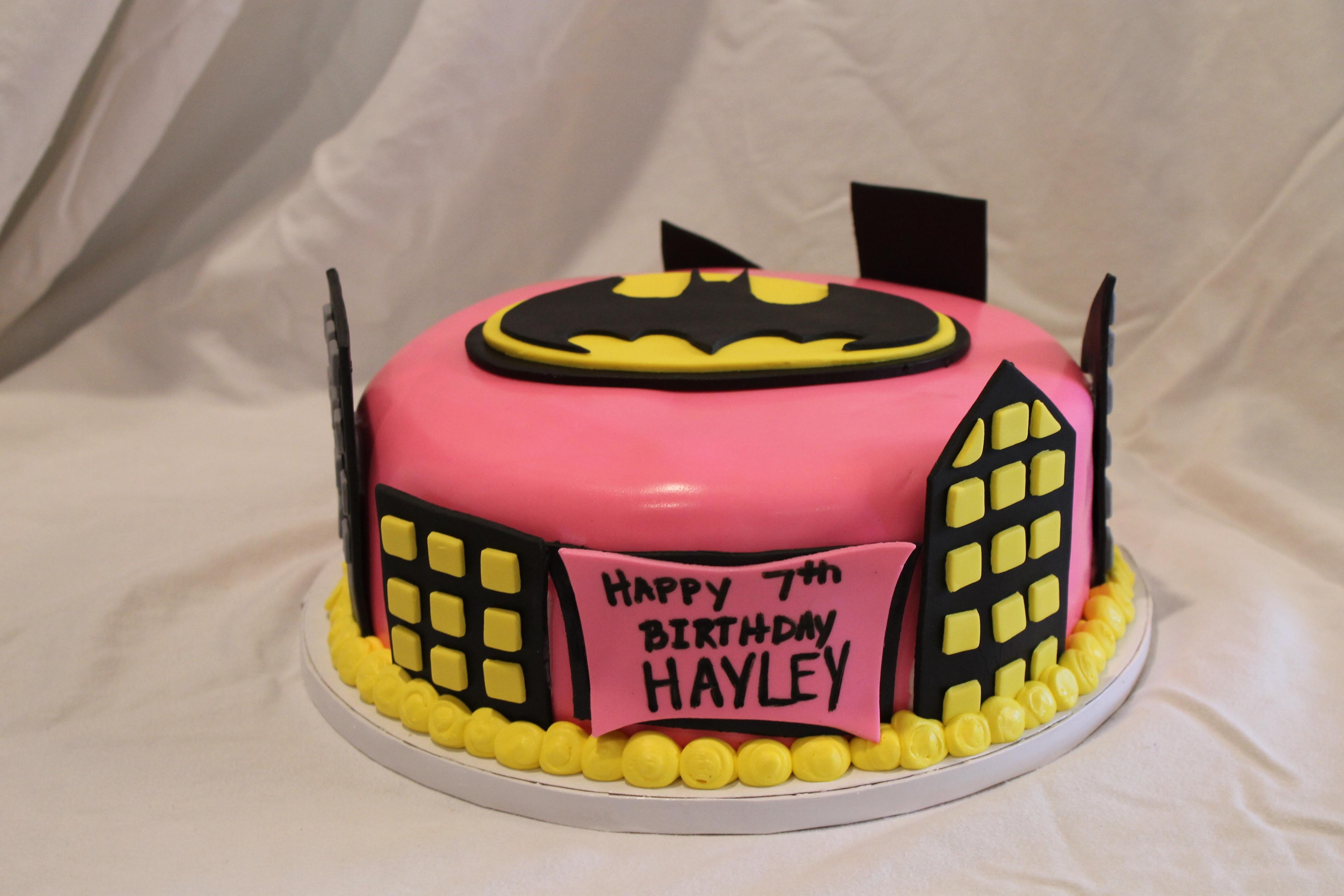 Batgirl Cakecentral
