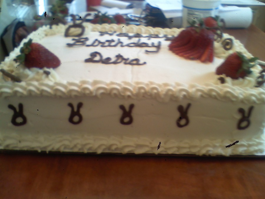 Chocolate Cassata Cake Cleveland