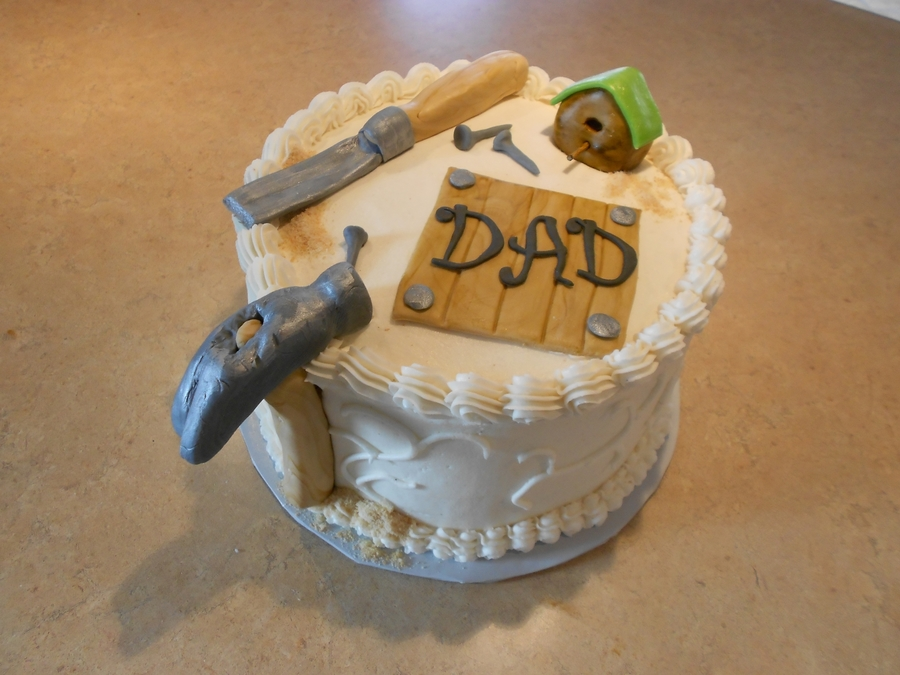 Wood Workers Cake on Cake Central
