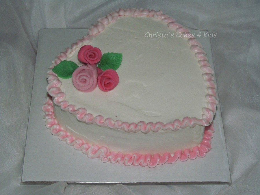 Roses And Ruffles on Cake Central