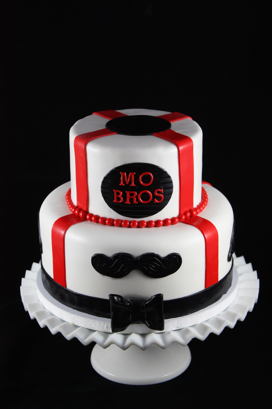 Movember on Cake Central