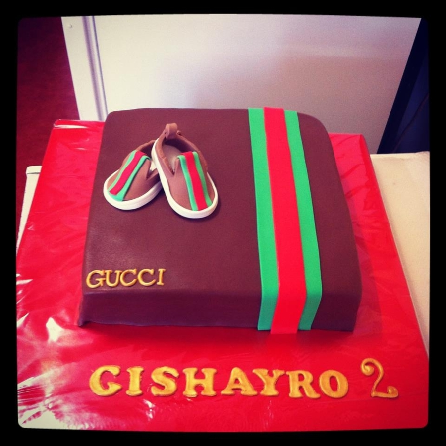 Gucci on Cake Central