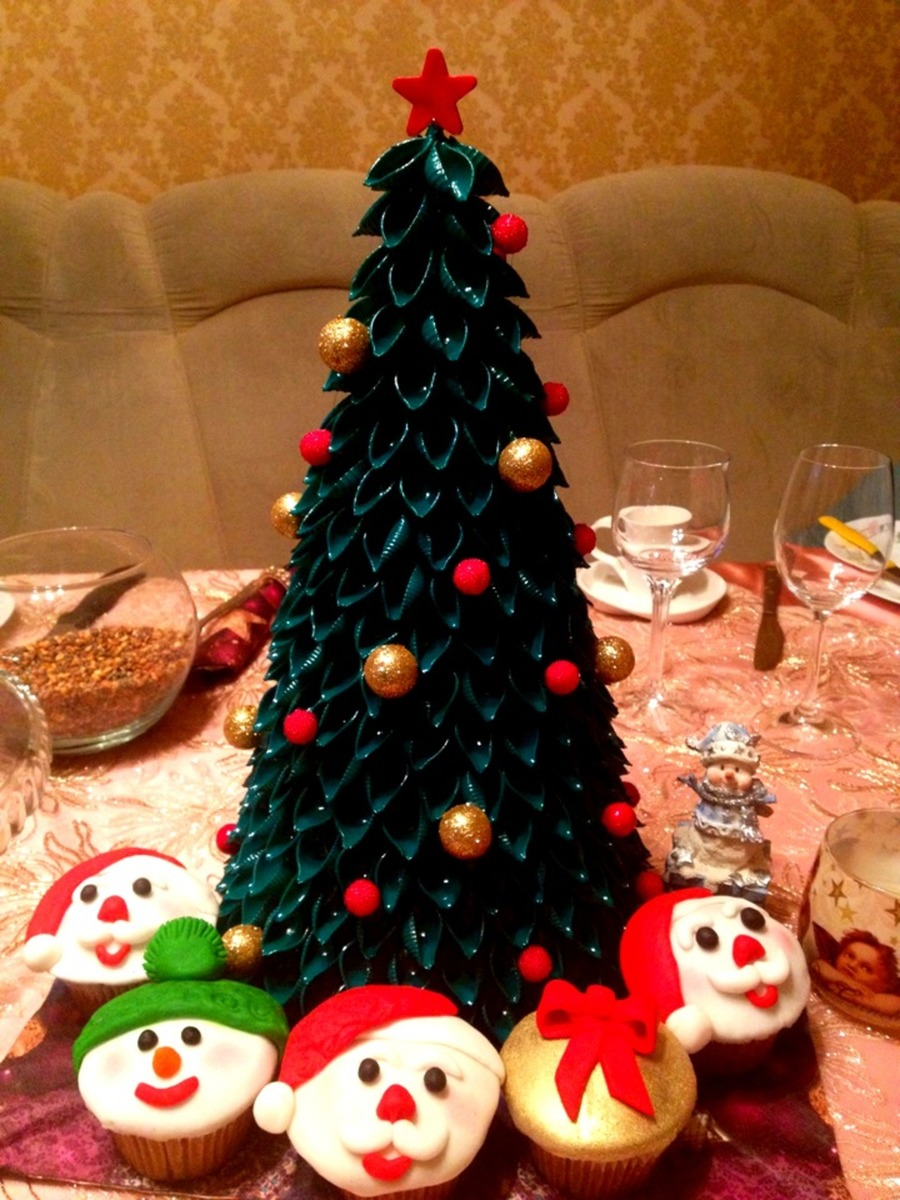 All Edible Sweet Christmas Decorations on Cake Central