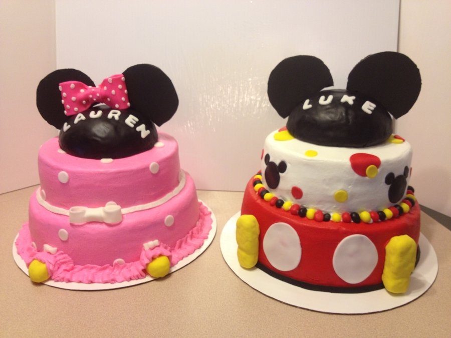 Mickey Minnie Mouse on Cake Central