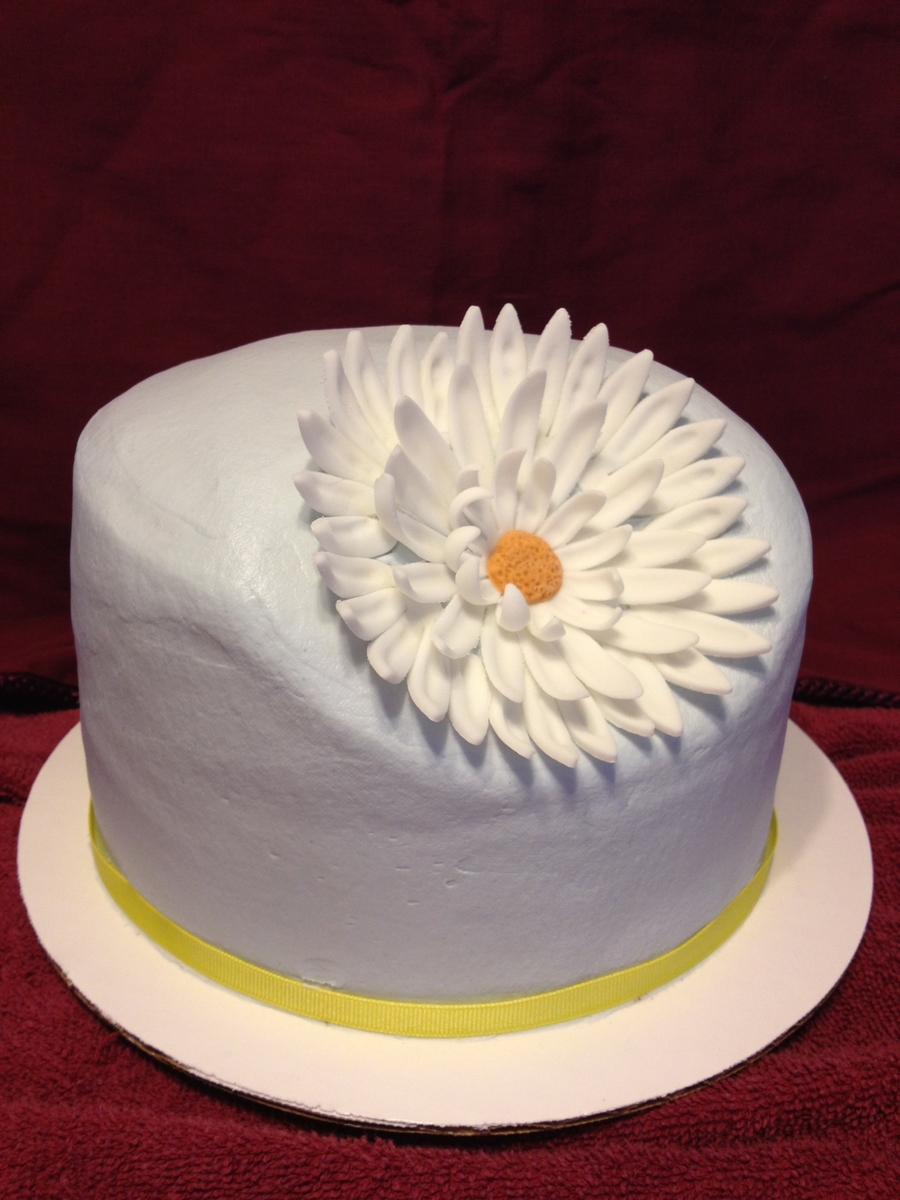 Wedding Daisy on Cake Central