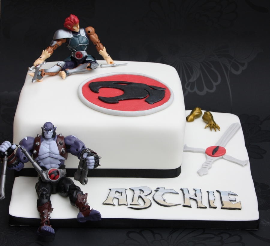Thundercats on Cake Central