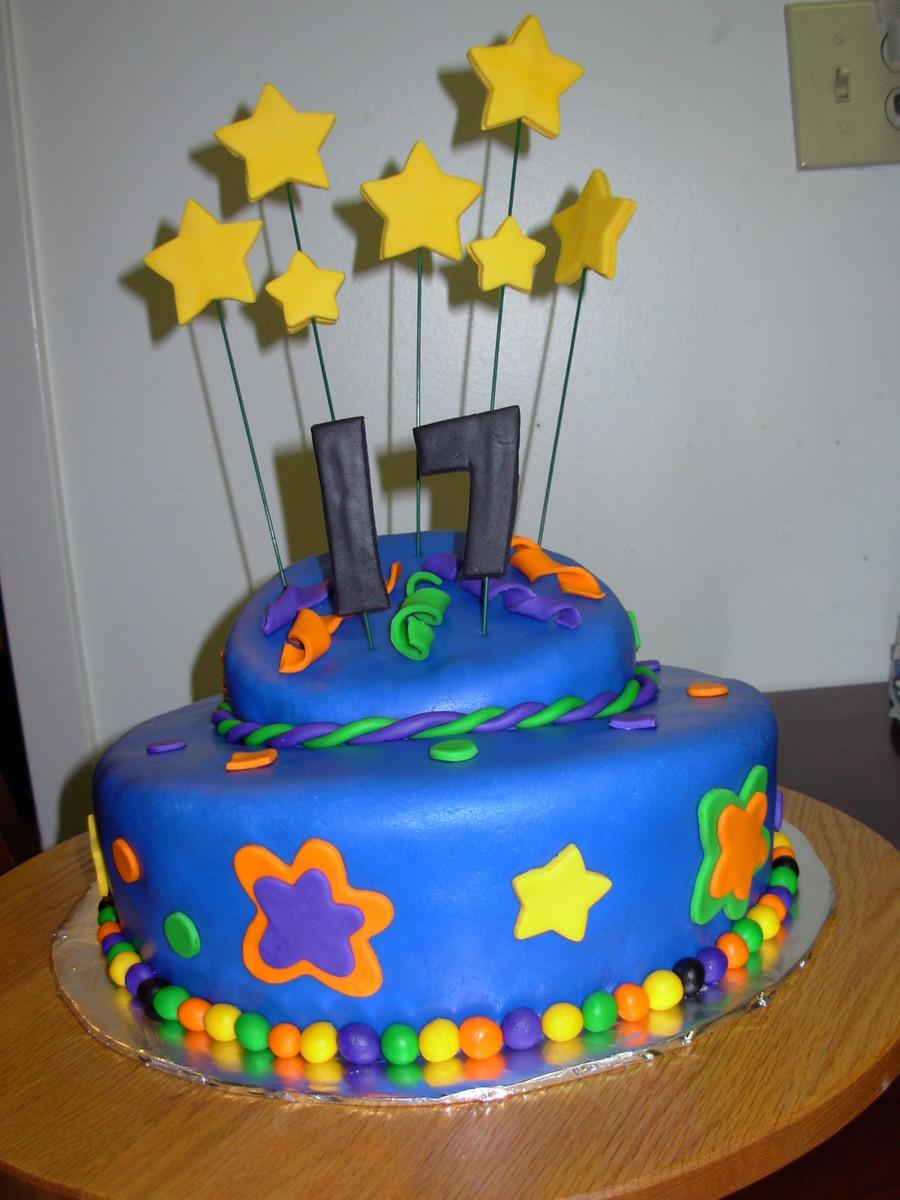 Topsy Turvy Birthday Cake Cakecentral Com