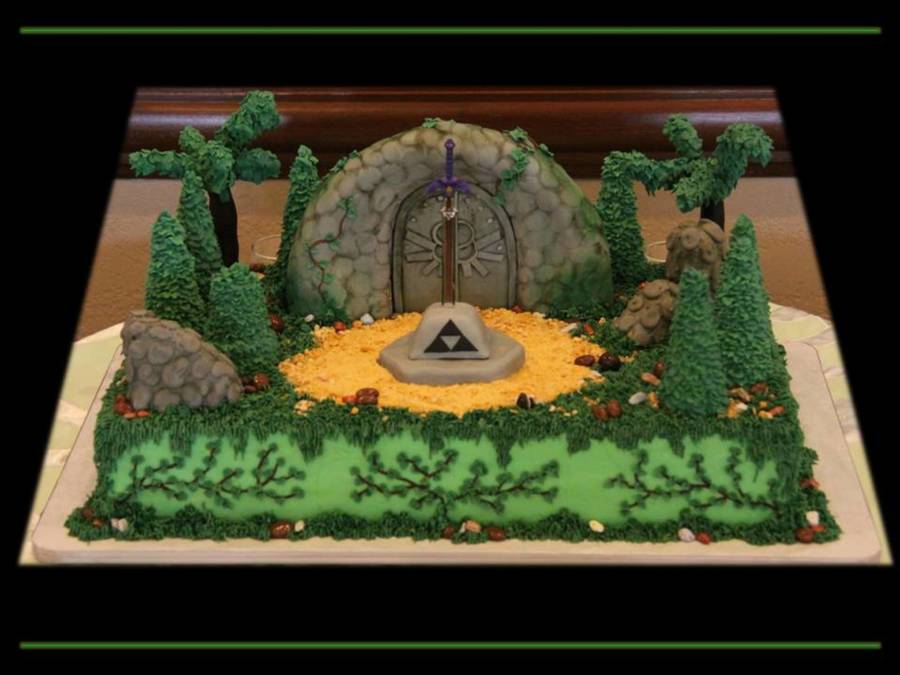 Zelda Cake Recipes