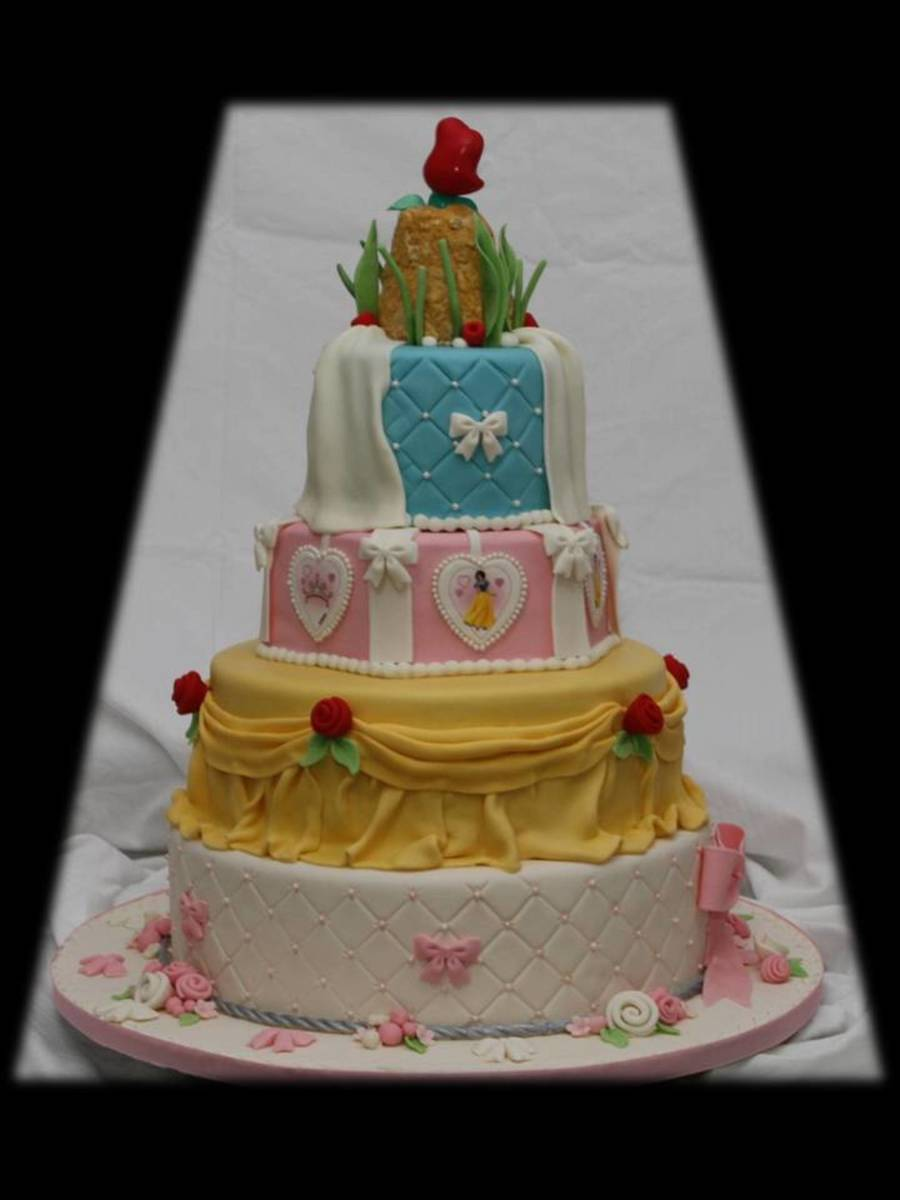 How Much Is A Tiered Cake