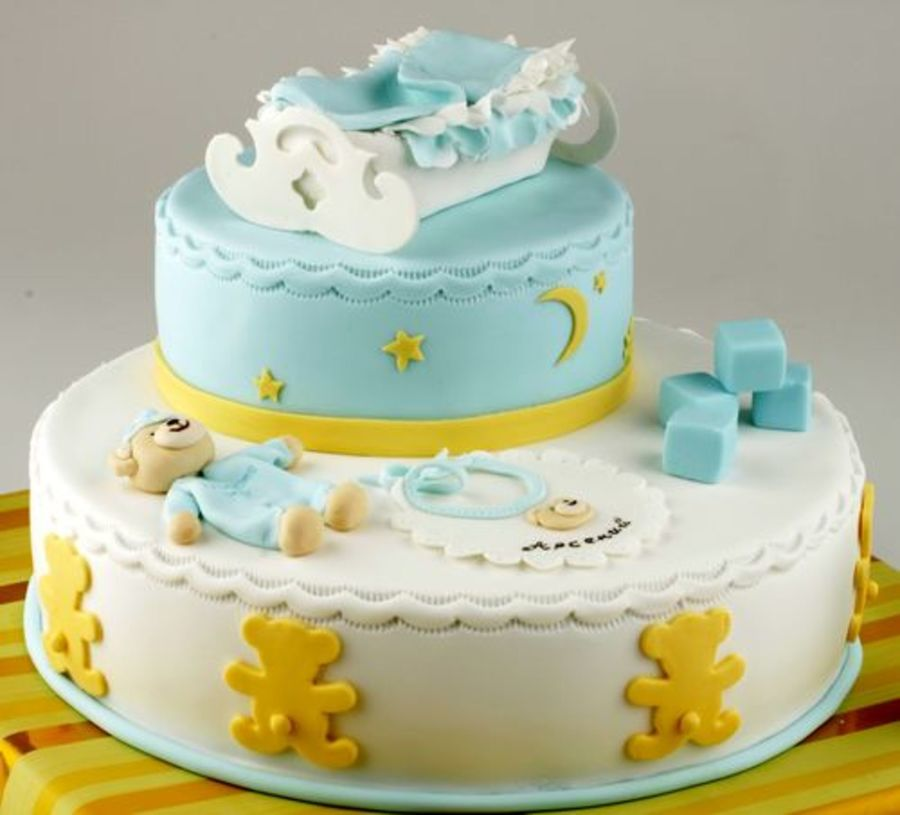 Swell 1 Year Old Boy Cake Cakecentral Com Personalised Birthday Cards Veneteletsinfo