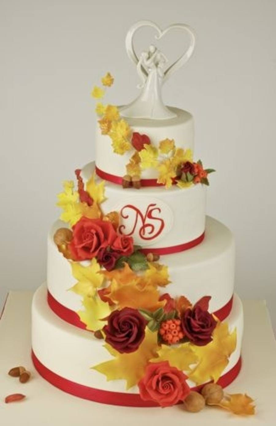 Autumn Style on Cake Central