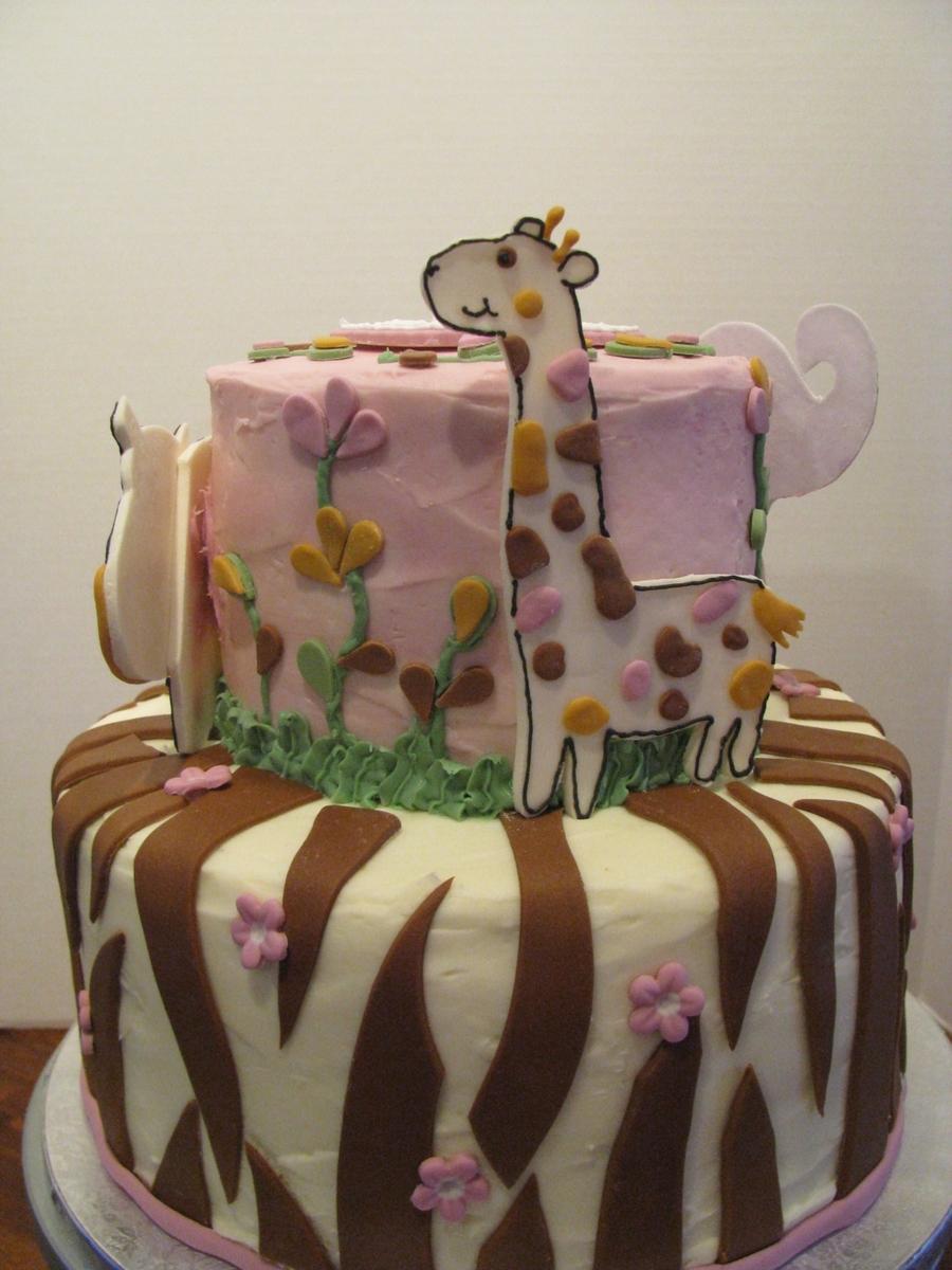 Cocalo Jacana Baby Shower Cakecentralcom