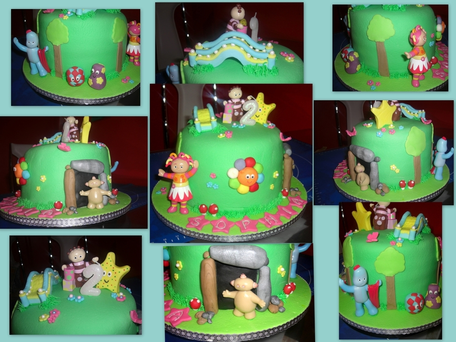 In The Night Garden Cake on Cake Central