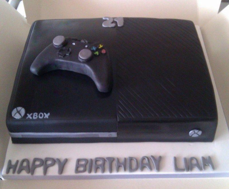Xbox One Cake Cakecentral Com
