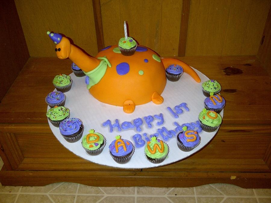 Partysaurus Cakecentral Com