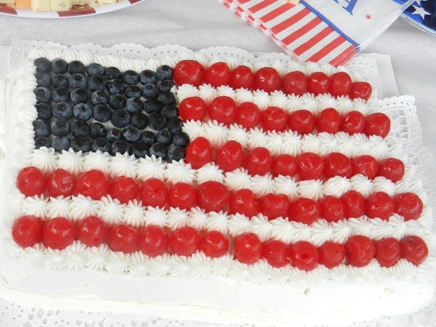 4Th July Cake on Cake Central