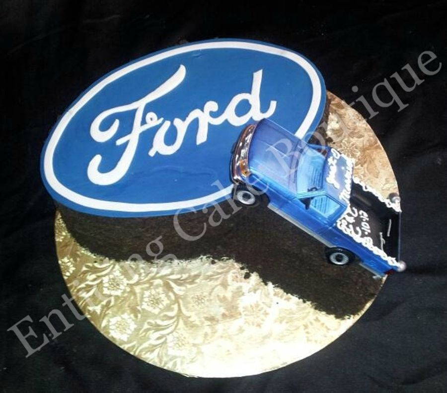 Ford Birthday Cake Ideas