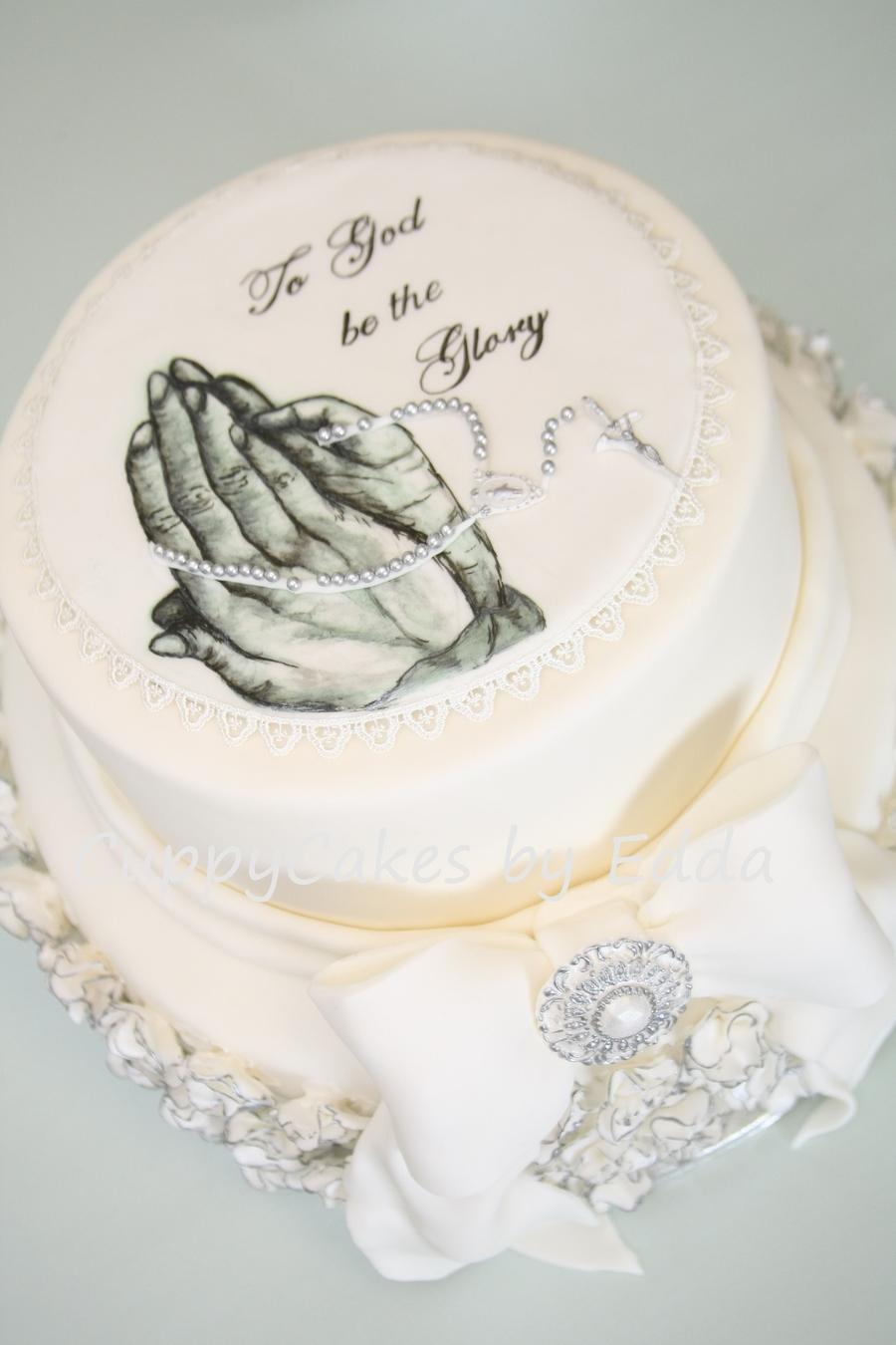 Religious Cake Cakecentral Com