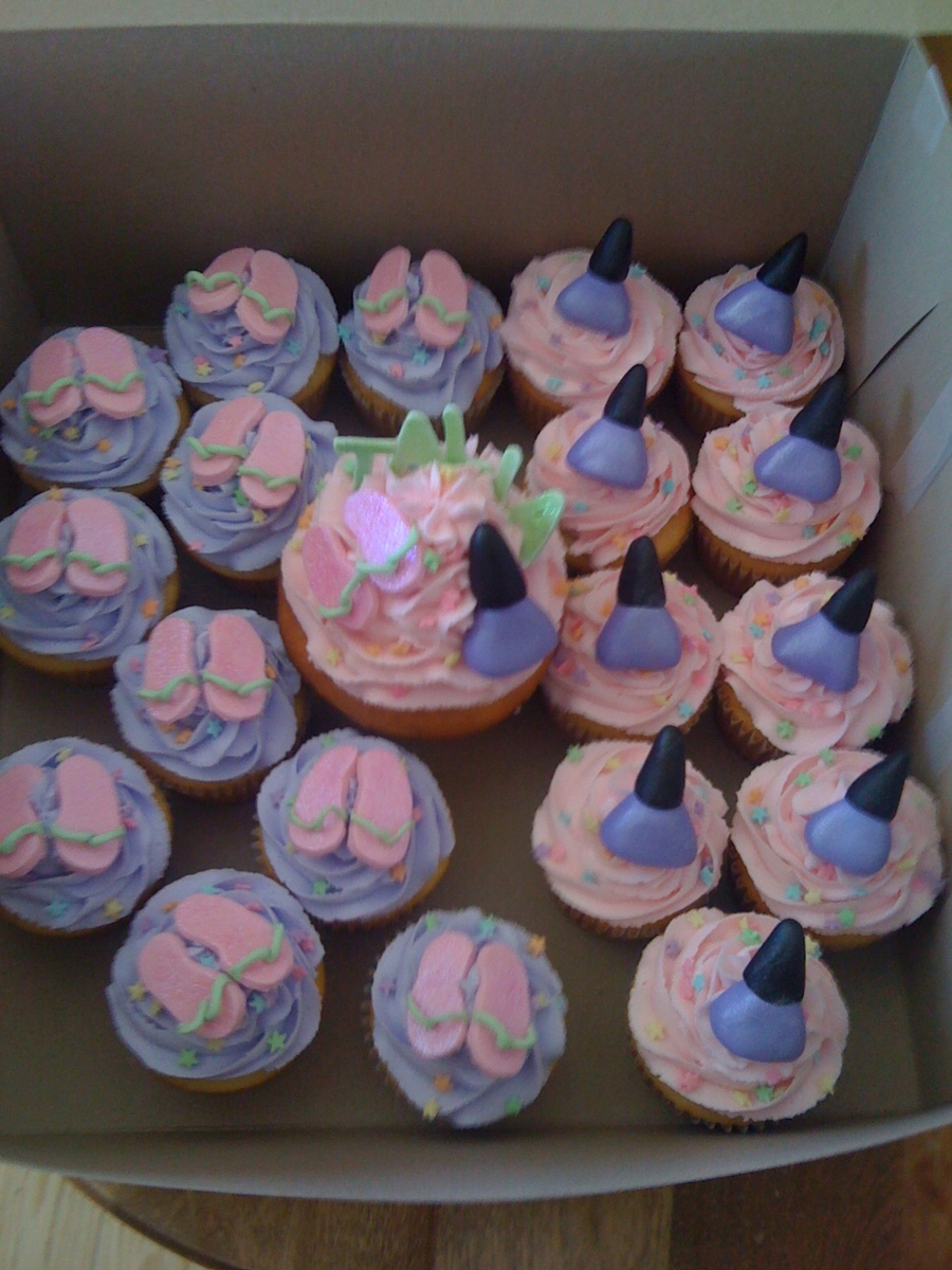 Spa Day Cupcakes Cakecentral