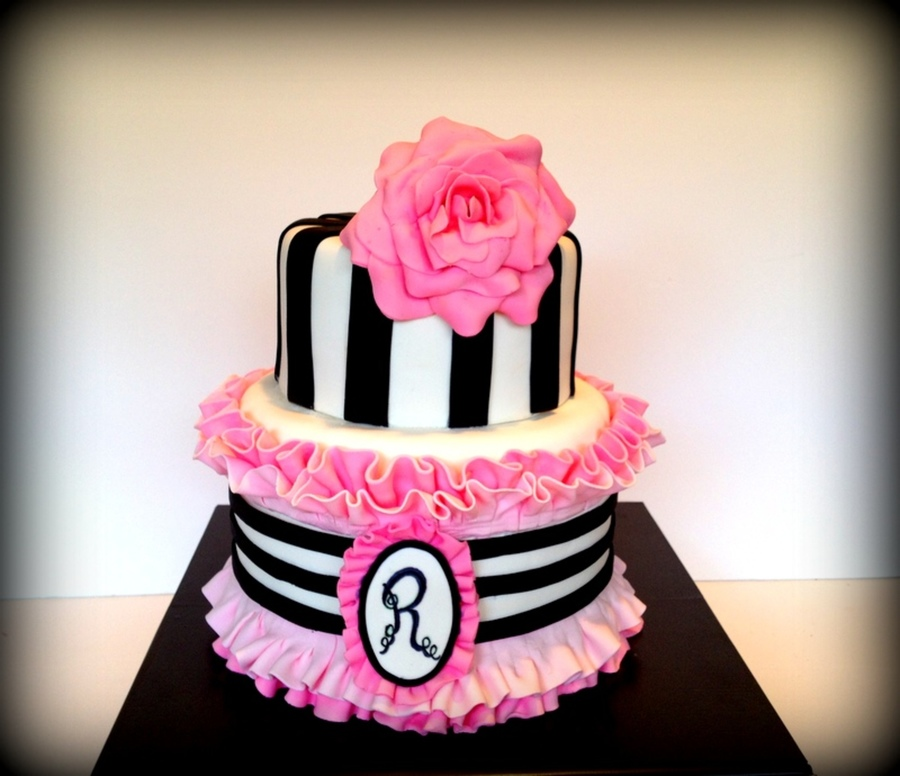 By Riky's Cakes on Cake Central
