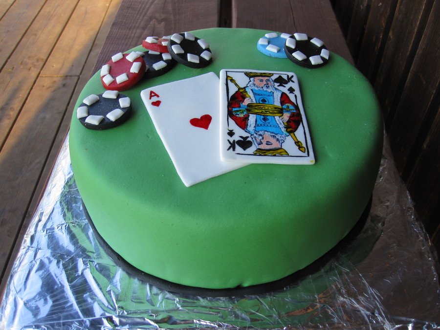 Pokercake on Cake Central