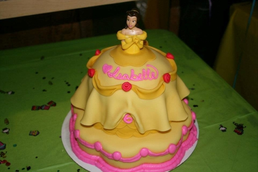 Princesse Belle on Cake Central