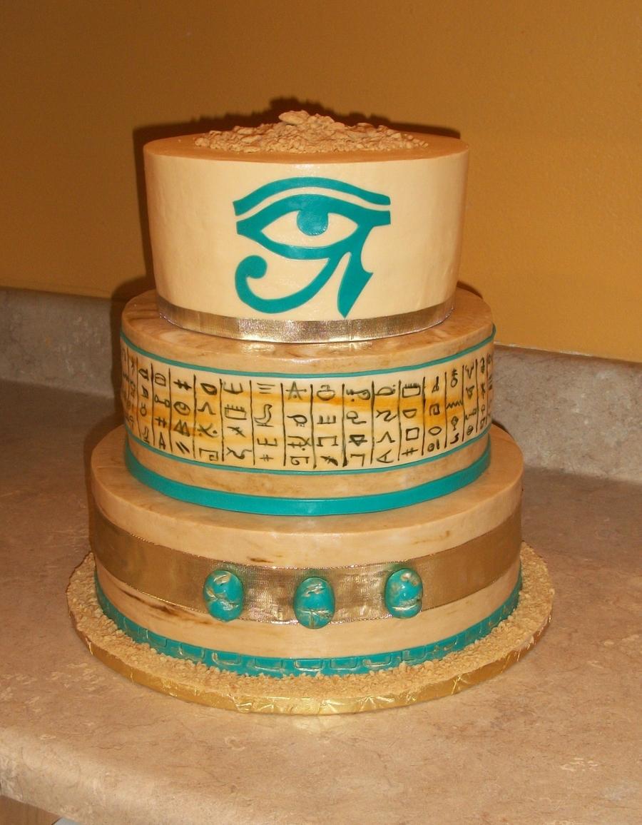 Egyptian Cake Ideas