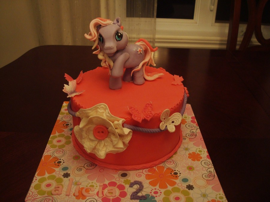 Rk Little Pony! on Cake Central