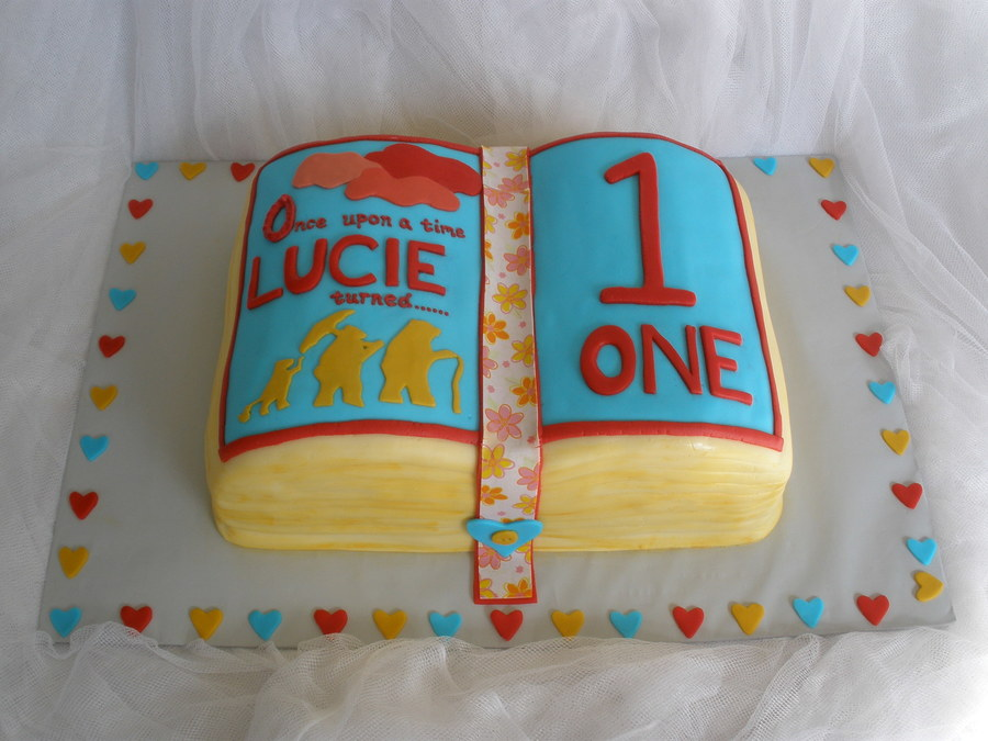 Once Upon A Time on Cake Central