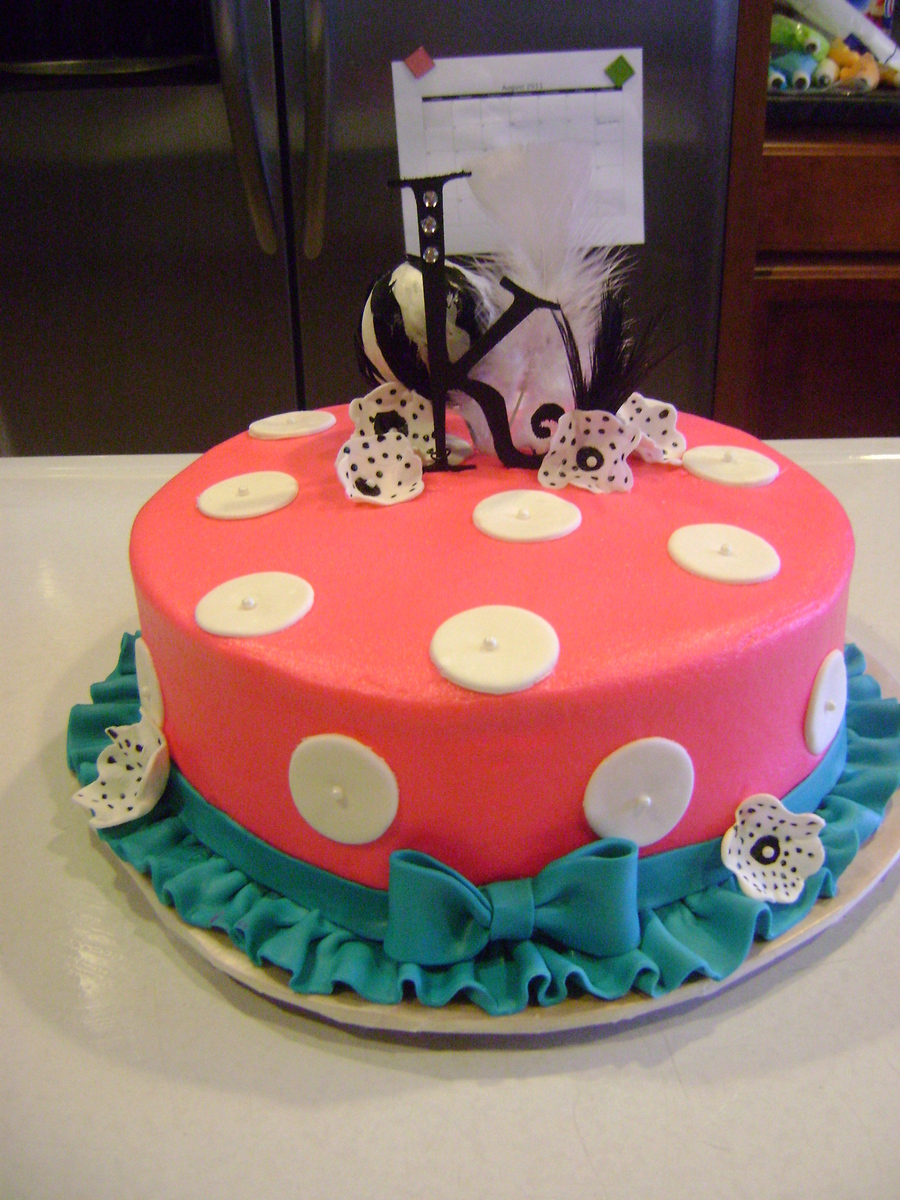 Ruffles & Dots on Cake Central