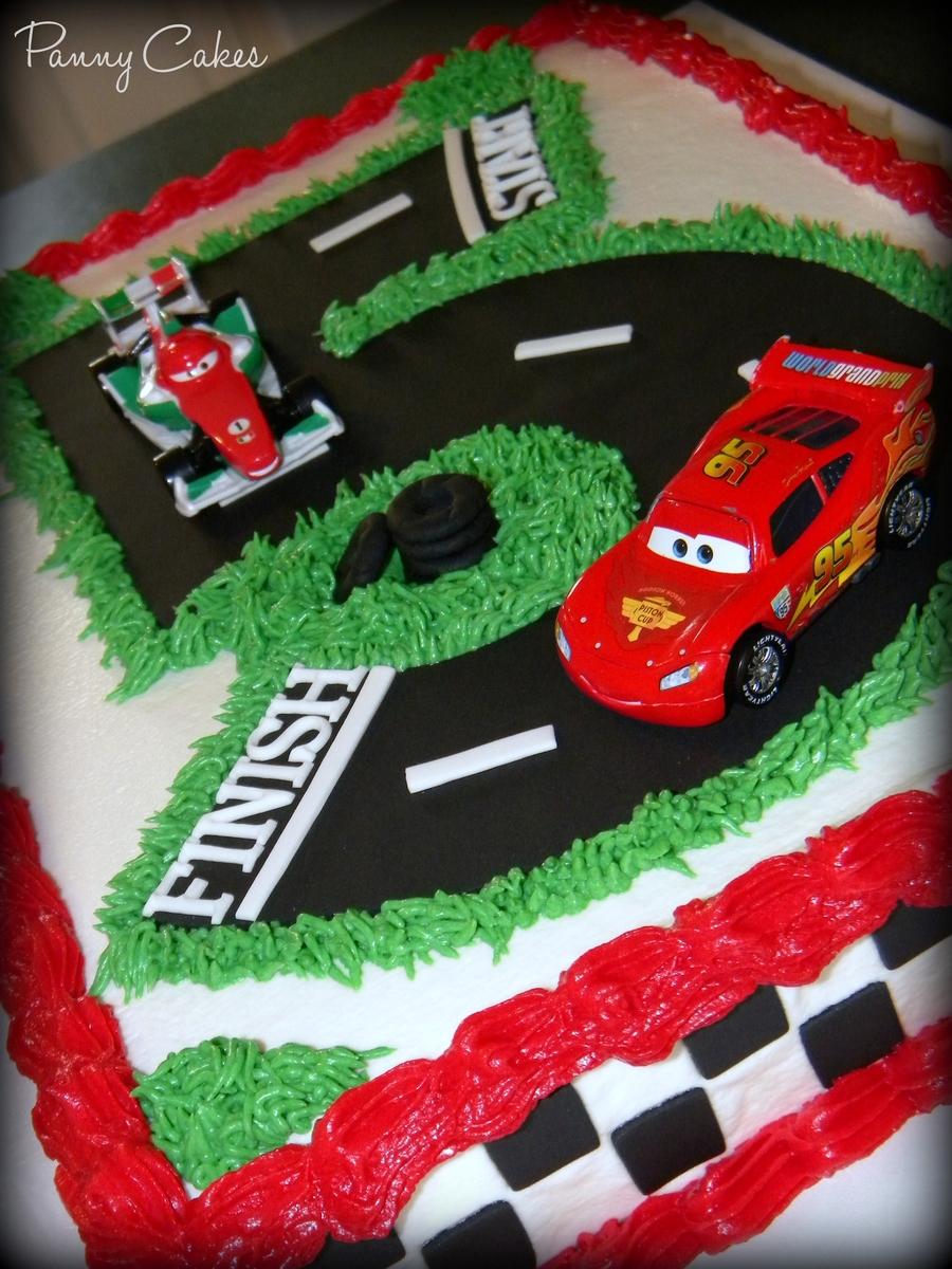 Cars Cake Cakecentral Com
