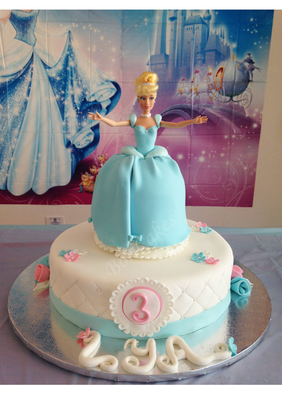 Ciderella Cake on Cake Central