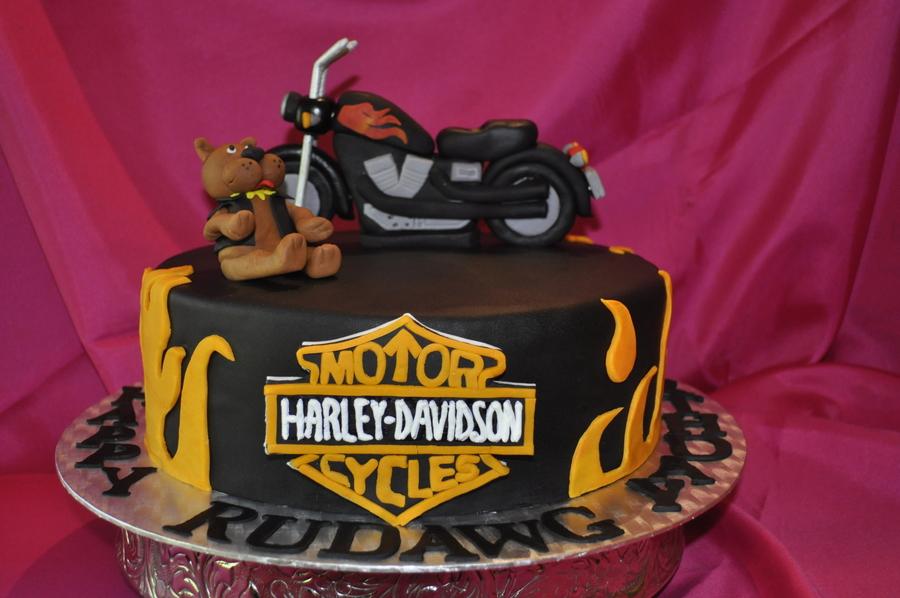 Birthday Cakes Motorcycle Recipe